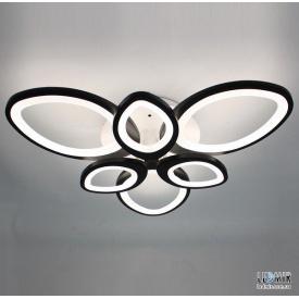Светодиодная люстра F+Light Smart Light LD3477-6BK 78W-2700-7000K