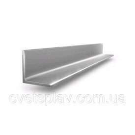 Куточок 50х30х2 АД31 / 6060 алюмінієвий