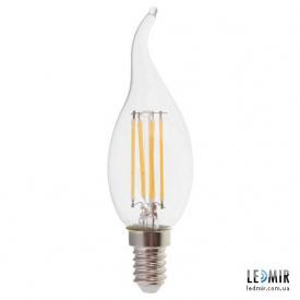Светодиодная лампа Feron LB59 CF37 4W-E14-2700K