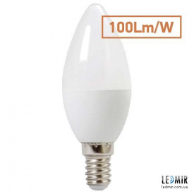 Светодиодная лампа Feron Saffit LB197 C37 7W-E14-2700K