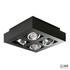 Накладной светильник Kanlux STOBI DLP 450-B GU10 Черный