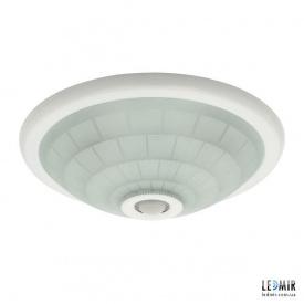 Накладной светильник Kanlux FOGLER DL-240O E27 Белый с инфракрасным датчиком движения