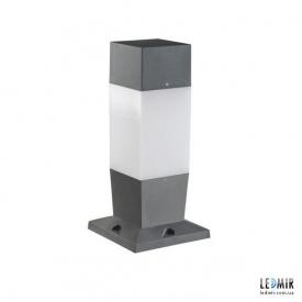 Фасадный светильник Kanlux INVO OP 47-L-GR GU10, серый