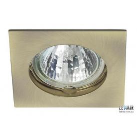 Светодиодный светильник Kanlux NAVI CTX-DS10-AB MR16 Латунь