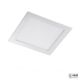 Светодиодный светильник Kanlux KATRO Квадрат 24W-4000K белый