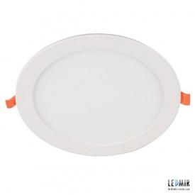 Светодиодный светильник Kanlux SP Круг 18W-4000K белый