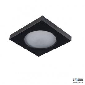 Встраиваемый светильник Kanlux FLINI IP44 DSL-B GU10 Черный