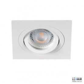 Встраиваемый светильник Kanlux SEIDY CT-DTL50-W/M G5.3 Белый