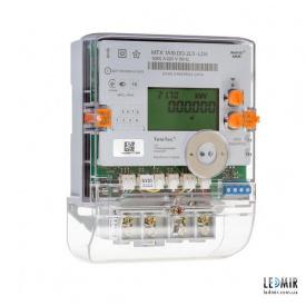 Многотарифный однофазный счетчик электроэнергии MTX со встроенным радиомодулем