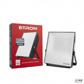 Светодиодный прожектор ETRON 1-ESP-212 110W-5000К черный