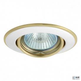 Светодиодный светильник Kanlux Horn CTC-3115-PS/G MR16 Белый/золото