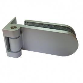 Петля для стеклянных дверей радиусная EWH-204