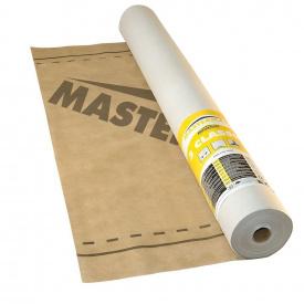 Гидроизоляционная супедиффузионная подкровельная мембрана MASTERPLAST MASTERMAX 3 CLASSIC 75 м.кв.