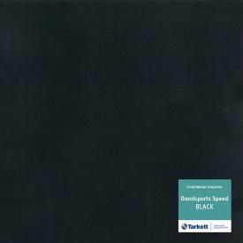 Спортивный линолеум Tarkett Omnisports Speed Black 200157009