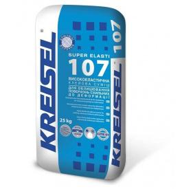 Високоеластичний клей для плитки KREISEL Super Elasti 107 25 кг