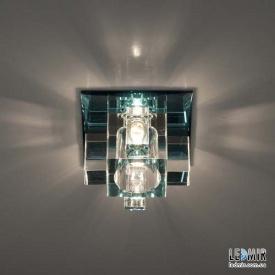 Светодиодный светильник Feron 1525 JCD9 Зеленый