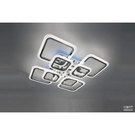 Светодиодная люстра F+Light Smart Light LD3688-8CR+RGB 121W-2700-7000K