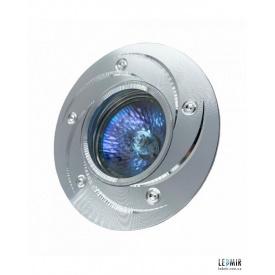 Светодиодный светильник Right Hausen Узор MR16 Хром