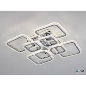 Светодиодная люстра F+Light Smart Light LD4165-8 107W-2800-7000K