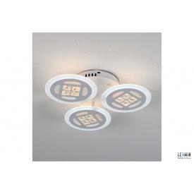 Светодиодная люстра F+Light Smart Light LD4201-3 42W-2800-7000K