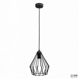 Потолочный подвесной светильник NL 05371 GRID черный
