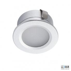 Светодиодный светильник Kanlux IMBER Круг 1W-6500K серый