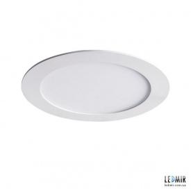 Светодиодный светильник Kanlux ROUNDA Круг 6W-3000K белый