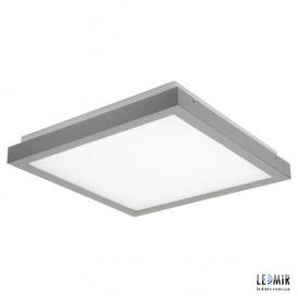 Встраиваемый светильник Kanlux TYBIA DL-224L 2G11 Серый / Белый