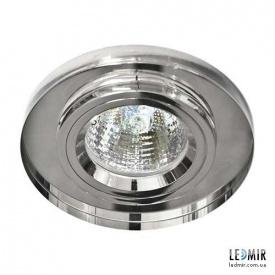 Светодиодный светильник Feron 8060-2 MR16 с LED подсветкой