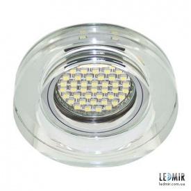 Светодиодный светильник Feron 8080-2 MR16 с LED подсветкой