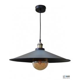 Потолочный подвесной светильник NL 450 DOME черный