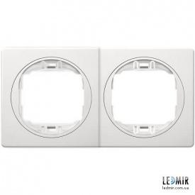 Рамка двухместная Aling-Conel EON E6701,00