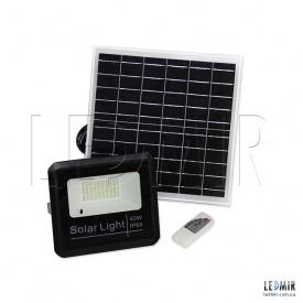 Светодиодный прожектор Altaris Powerlux 40W-6500K на солнечной батарее