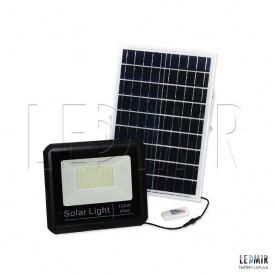Светодиодный прожектор Altaris Powerlux 100W-6500K на солнечной батарее