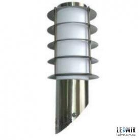 Фасадный садово-парковый светильник Lemanso SL1102 сатин
