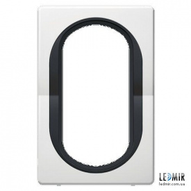 Рамка одноместная для 2-й розетки Aling-Conel EON E6805,0E