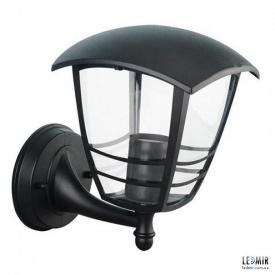 Фасадный садово-парковый светильник Horoz NAR-1 черный