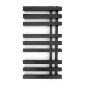 Комбинированный полотенцесушитель Magnum Черный 1200x500