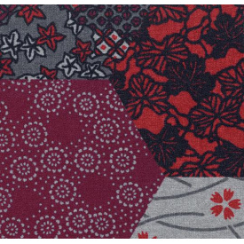 Комерційний ковролін Forbo Flotex Vision Showtime Ecosystems 200003 kimono red