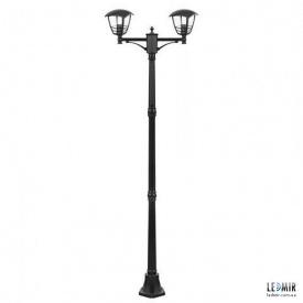 Накладной садово-парковый светильник Horoz NAR-6 черный