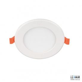 Светодиодный светильник Kanlux SP Круг 6W-3000K белый
