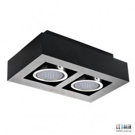 Накладной светильник Kanlux STOBI ES 250-B GU10 Черный