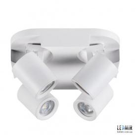 Накладной светильник Kanlux LAURIN EL-4O W GU10 Белый