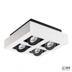 Накладной светильник Kanlux STOBI DLP 450-W GU10 Белый