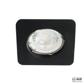 Встраиваемый светильник Kanlux NESTA DSL-B GU10 Черный