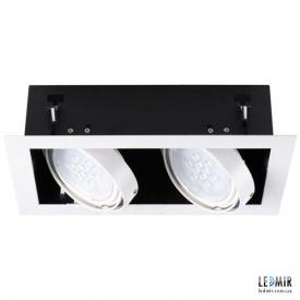 Встраиваемый светильник Kanlux MATEO ES DLP-250-W GU10 Белый