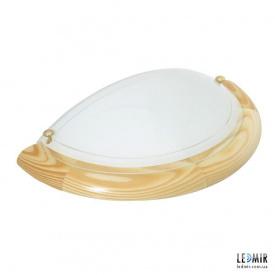 Настенный светильник Kanlux TIVA 1030 1/2DR/ML-SN коричневый
