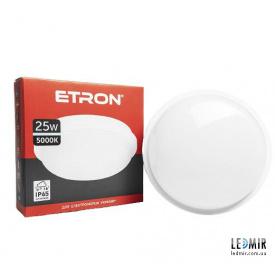 Светодиодный светильник ETRON 1-EСP-508-С 25W-5000К