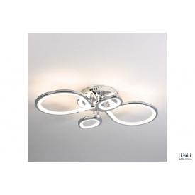 Светодиодная люстра F+Light Smart Light LD4166-2+2 58W-2800-7000K