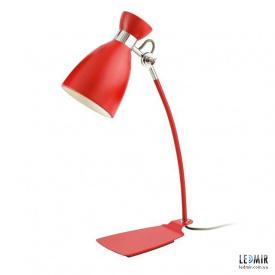 Настольная лампа Kanlux RETRO TABLE LAMP R Е14-20W Красная